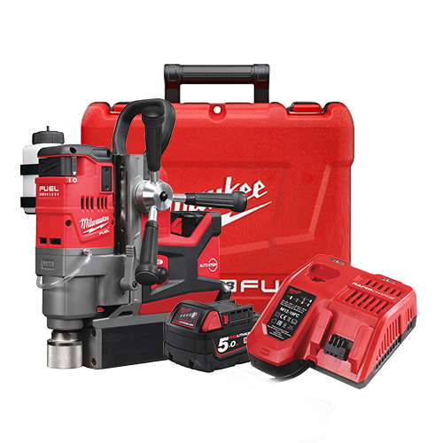 "M18 FUEL™ 1-1/2"" Magnetic Drill Kit"