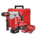 "M18 FUEL™ 1-1/8"" SDS Plus Rotary Hammer Kit"
